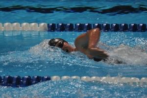 Gillian René Ryan - Swimming 1